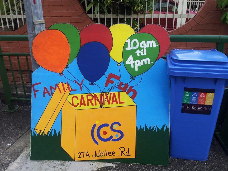 International Community School Family Carnival 2013