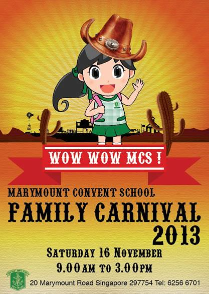 Marymount Convent School Family Carnival 2013